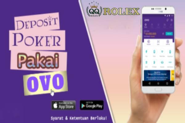 Tutorial Melakukan Deposit Via OVO Pada Situs Judi Online